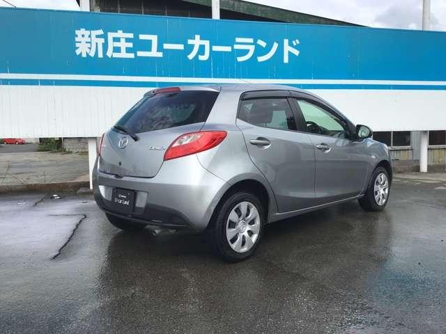 「マツダ」「デミオ」「コンパクトカー」「山形県」の中古車3