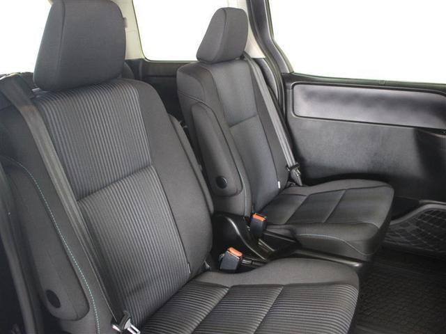 ZS 4WD ETC 電動スライドドア LEDヘッドランプ ウオークスルー 乗車定員7人 3列シート ワンオーナー アイドリングストップ(18枚目)