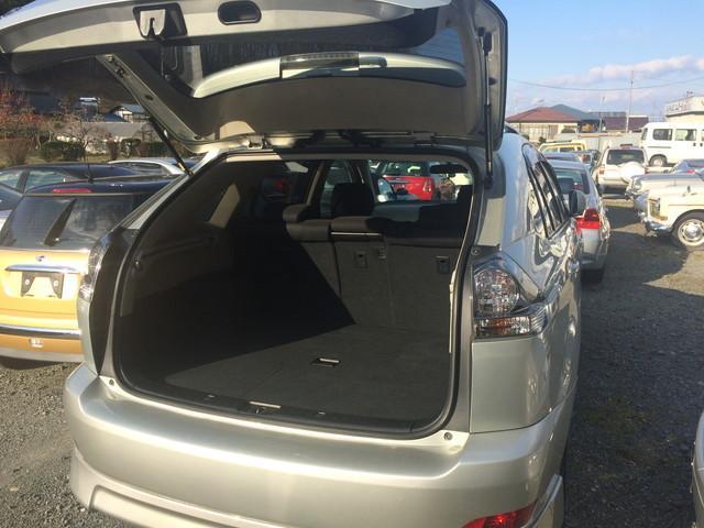 トヨタ ハリアー 300G Lパッケージ 純正ナビ ETC