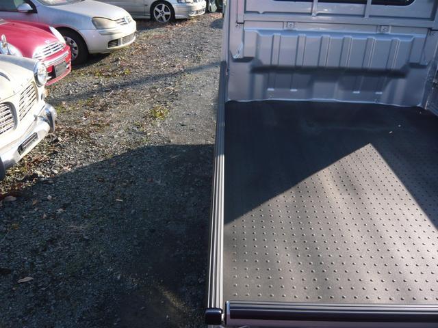 スズキ キャリイトラック 届出済未使用車 4WD キーレス ABS