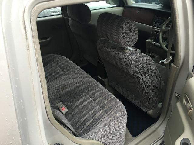 「日産」「ラシーン」「SUV・クロカン」「宮城県」の中古車10