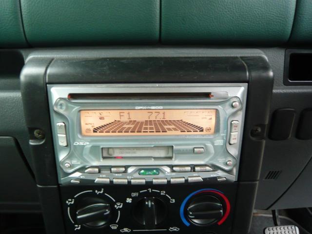 ベースグレード 社外オーディオ Wエアバック(20枚目)