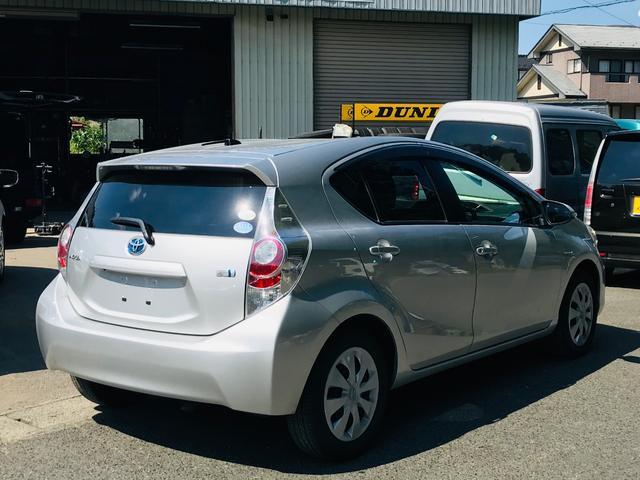 「トヨタ」「アクア」「コンパクトカー」「宮城県」の中古車4