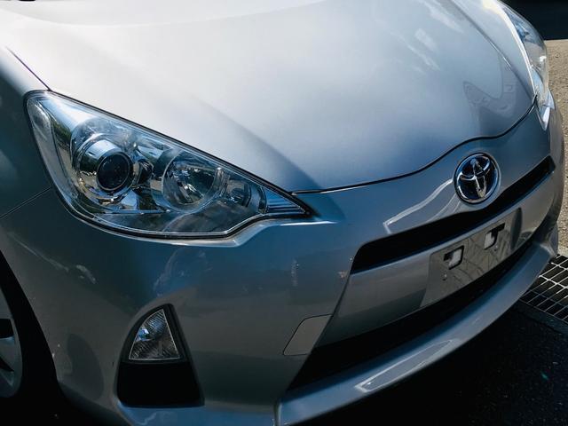 「トヨタ」「アクア」「コンパクトカー」「宮城県」の中古車9