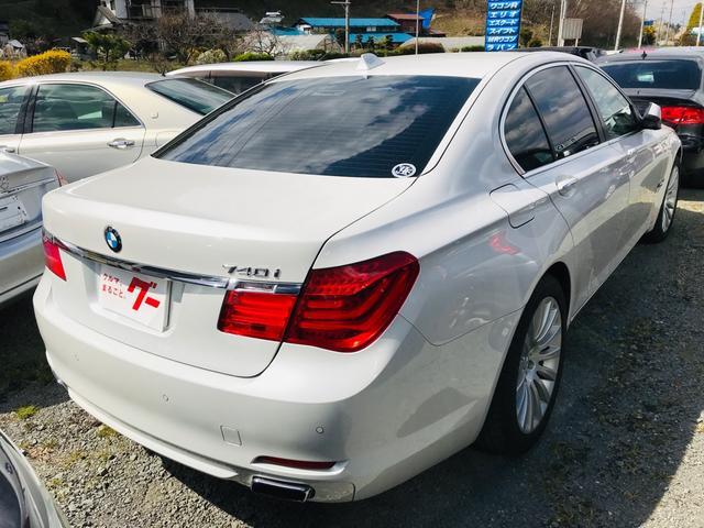 「BMW」「7シリーズ」「セダン」「宮城県」の中古車4