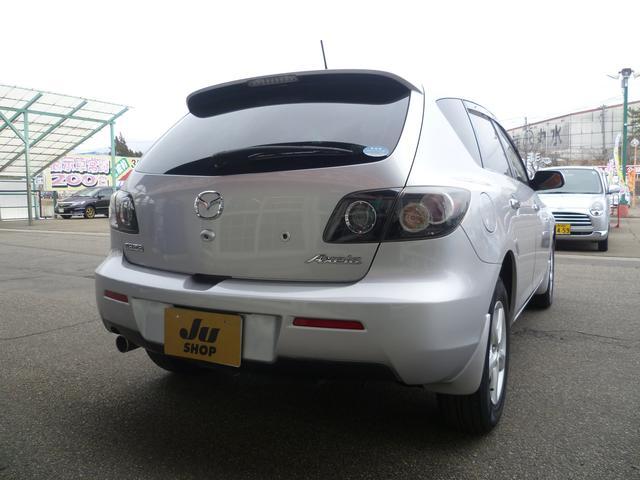 マツダ アクセラスポーツ 20F 4WD
