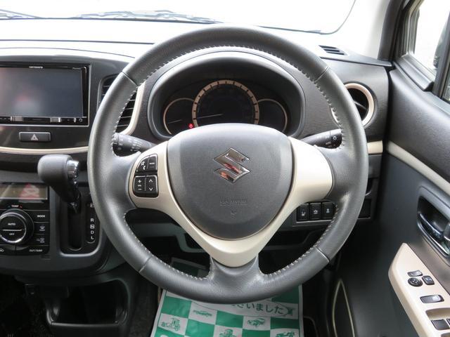 Jスタイル 4WD 社外TVナビ レーダーブレーキサポート(19枚目)