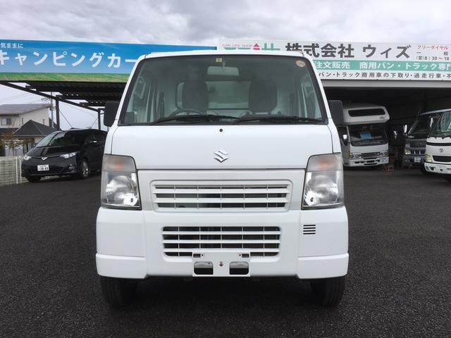 スズキ キャリイトラック 4WD 冷凍冷蔵車-5℃