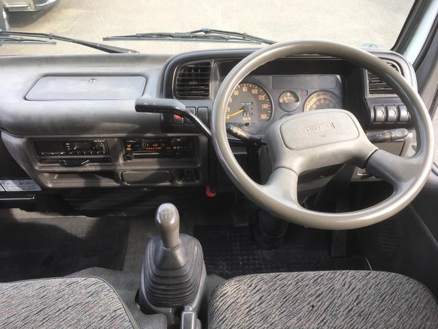Wキャブフラットロー4WD(15枚目)