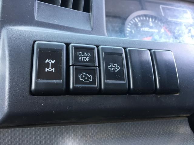 Wキャブフルフラットロー 4WD(17枚目)