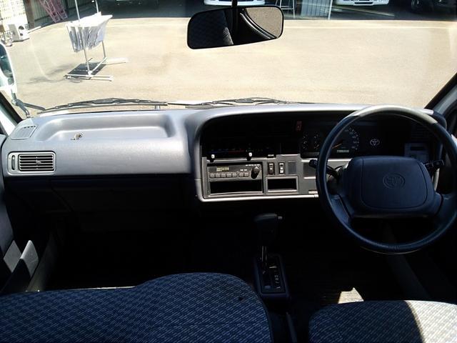 スーパーロングDX 15人乗り 4WD(18枚目)