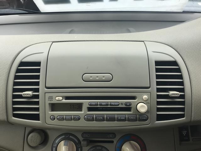 14c-four iセレクション 4WD AT オーディオ付(11枚目)