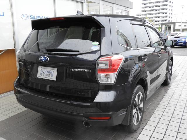 人気装備充実のフォレスターSJ型の後期、これからの季節にピッタリな人気SUV。