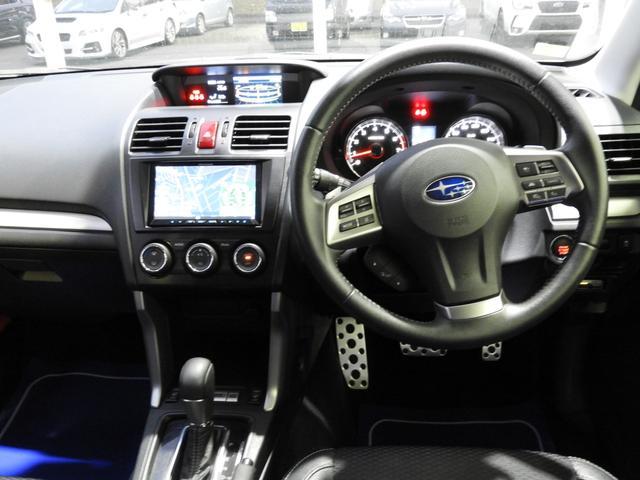 車の基本設計で、視界や操作などの運転のしやすさで安全性を高める考え方の0次安全が強く反映したインパネ、フロント周り。「誰が、ついでも、安心、快適に運転を愉しんで欲しい」スバルの想いが詰まってます。