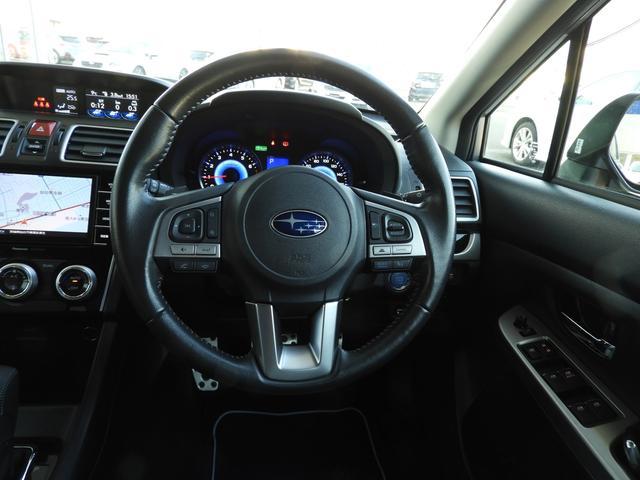 車の基本設計で、視界や操作などの運転のしやすさで安全性を高める考え方の0次安全が強く反映したインパネ、フロント周り。「誰でも、いつでも、安心、快適に運転を愉しんで欲しい」スバルの想いが詰まってます。