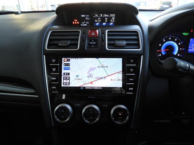 機能的な配置のインパネ周り。運転中でも情報を確認しやすく、安心して運転に集中できます。