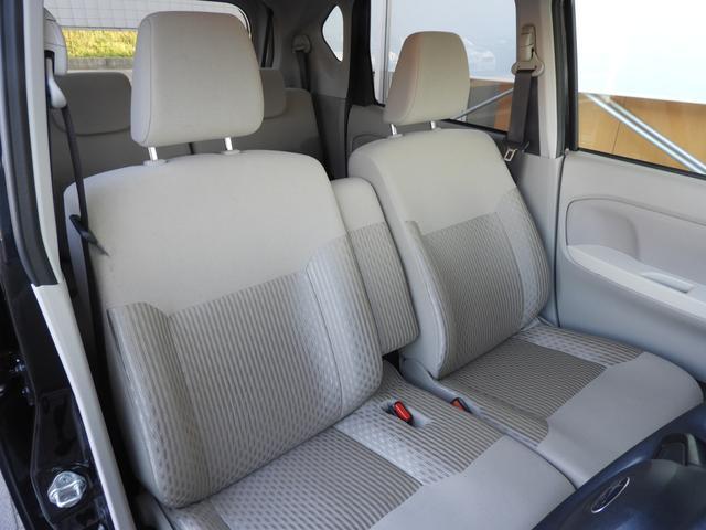 座り心地の良いフロントシートになります。