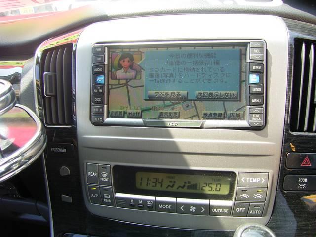 トヨタ アルファードG MS リミテッド エアサス