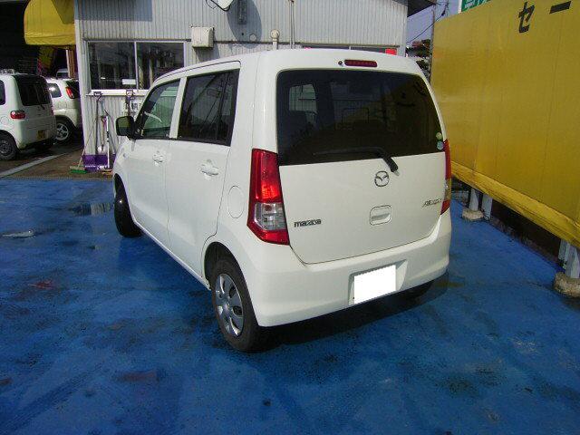 「マツダ」「AZ-ワゴン」「コンパクトカー」「福島県」の中古車5