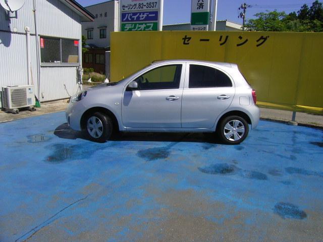 日産 マーチ X FOUR Vセレクション 4WD