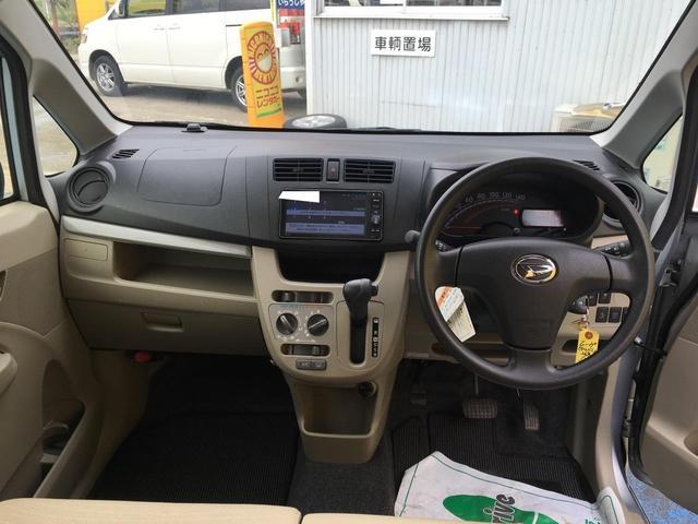 ダイハツ ムーヴ L スマートセレクションSA 4WD