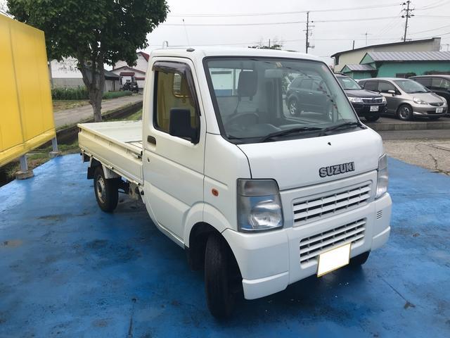 「スズキ」「キャリイトラック」「トラック」「福島県」の中古車3