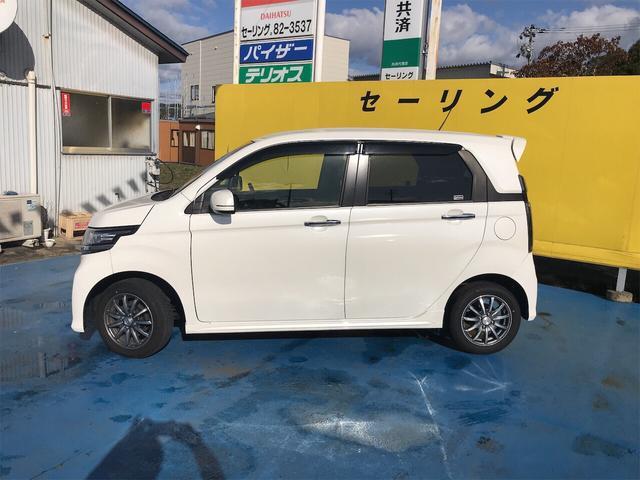 「ホンダ」「N-WGNカスタム」「コンパクトカー」「福島県」の中古車4
