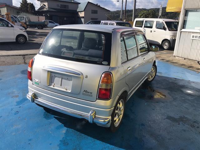 「ダイハツ」「ミラジーノ」「軽自動車」「福島県」の中古車7