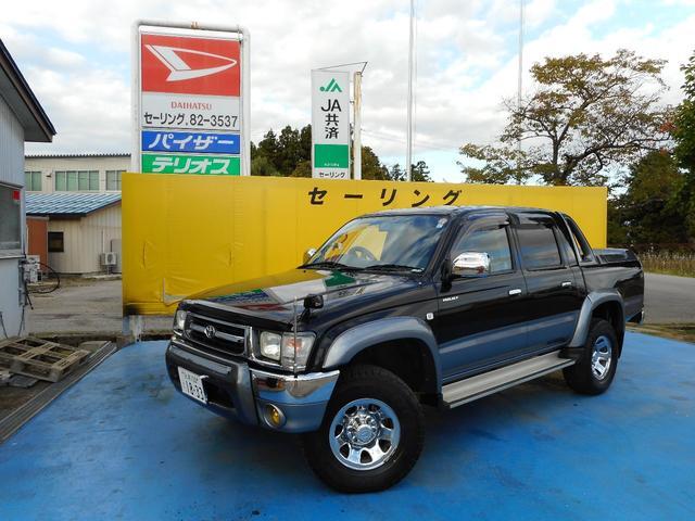 「トヨタ」「ハイラックススポーツピック」「SUV・クロカン」「福島県」の中古車2