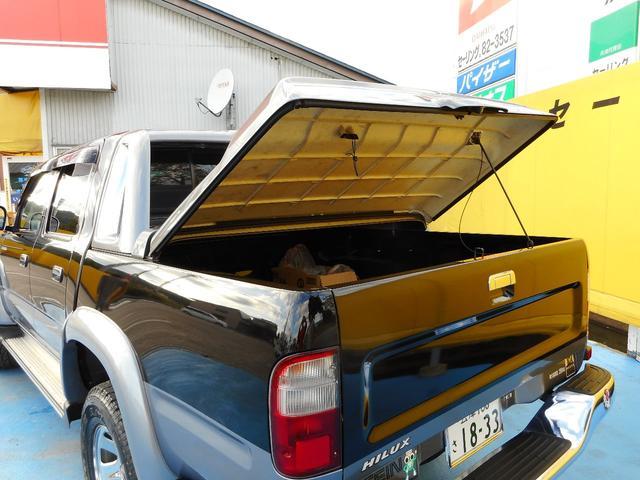 「トヨタ」「ハイラックススポーツピック」「SUV・クロカン」「福島県」の中古車5