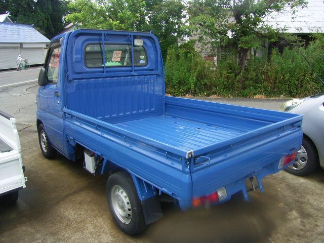 日産 クリッパートラック 4WD