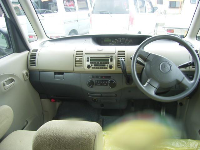 ダイハツ タント X 4WD