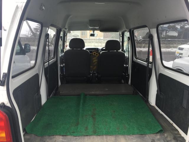 スズキ エブリイ 4WD カセット