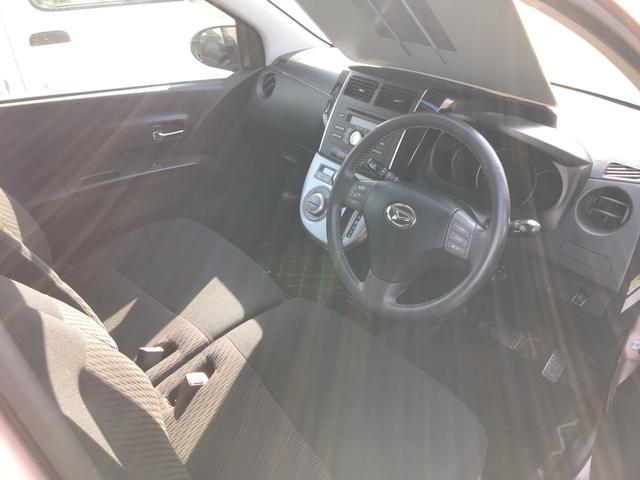 RS 4WD 軽自動車 ライトローズマイカメタリック CVT(10枚目)