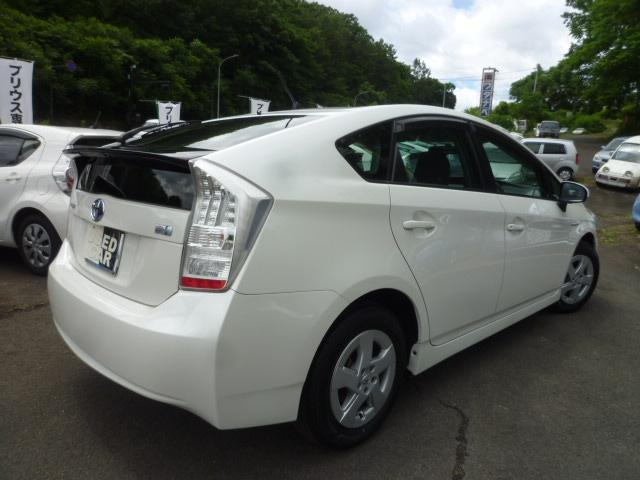 「トヨタ」「プリウス」「セダン」「福島県」の中古車5