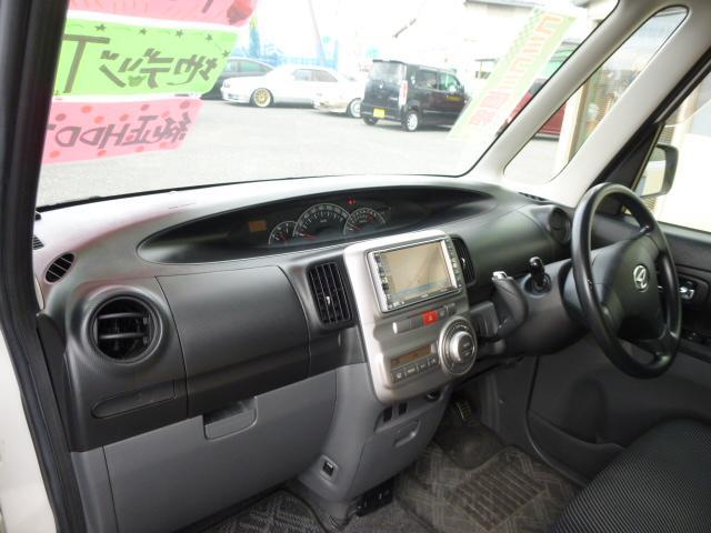 ダイハツ タント カスタムX 4WD ナビTV