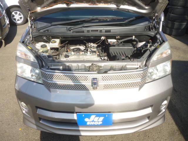 トヨタ ヴォクシー Z 煌 新品ナビTV新品タイヤ 両側電動スライドドア HID