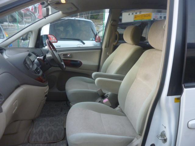 トヨタ エスティマT アエラス Gエディション 切替4WD 純正DVDナビ HID