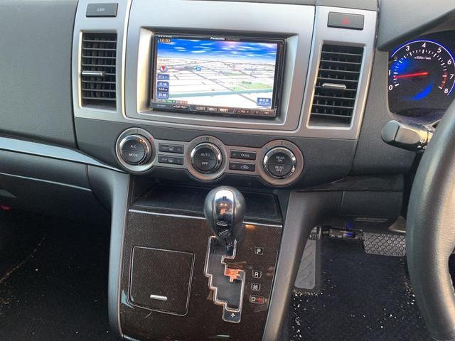 23S 後期モデル 4WD 両側パワスラ 社外HDDナビ地デジTV ALPINEフリップダウンモニター DVD再生 CD録音 スマートキー オットマン ETC ABS 純正17インチAW 8人乗り(22枚目)