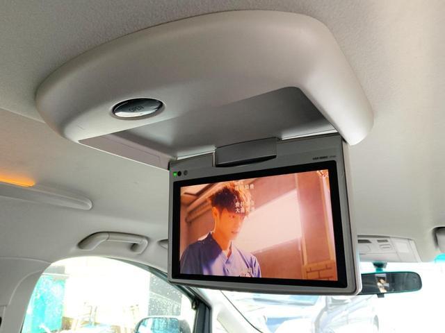 2.4Z パワスラ 純正HDDナビ地デジTV フリップダウンモニター Bカメラ DVD再生 CD録音 Bluetooth ETC HID スマートキー プッシュスタート 純正18インチAW 8人乗り(23枚目)