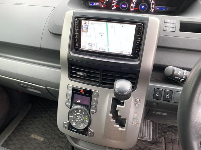 ZS 煌II 両側パワスラ 純正HDDナビ地デジTV Bluetooth Bカメラ DVD再生 CD録音 SD スマートキー プッシュスタート パドルシフト HID ABS 純正16インチAW 8人乗り 関東仕入れ(22枚目)