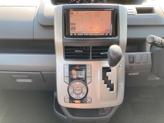 Z パワスラ 社外HDDナビ地デジTV CD録音 DVD再生 スティックスティック ETC ABS スマートキー プッシュスタート 電格ミラー ウォークスルー 8人乗り 純正16インチAW(23枚目)