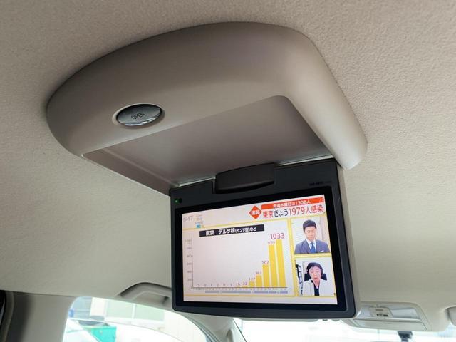 S Gエディション 両側パワスラ 純正HDDナビ地デジTV フリップダウンモニター Bカメラ DVD再生 CD録音 SD AUX ETC スマートキー HID ABS 純正16インチAW 8人乗り 関東仕入れ(24枚目)