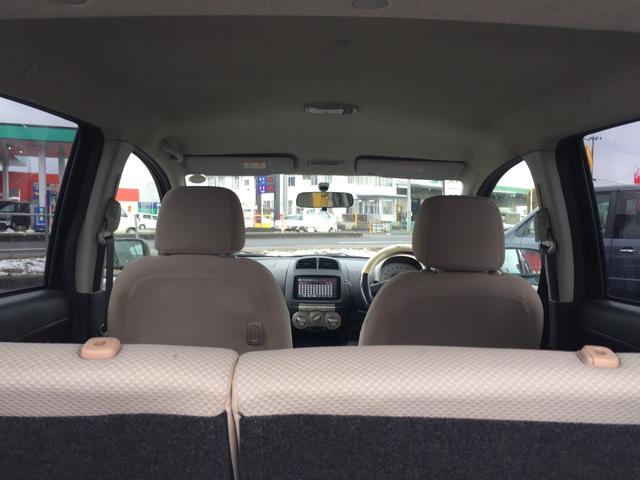 X 4WD/PS/PW/AC/エアバック/CAT(9枚目)