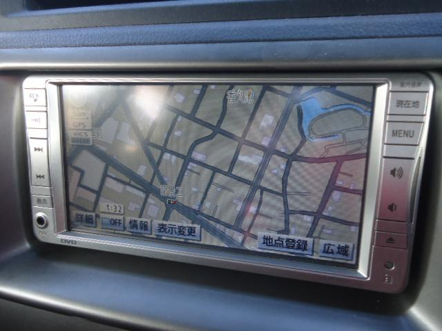 トヨタ bB Z Xバージョン 純正ナビ 純正エアロ ETC DVD再生
