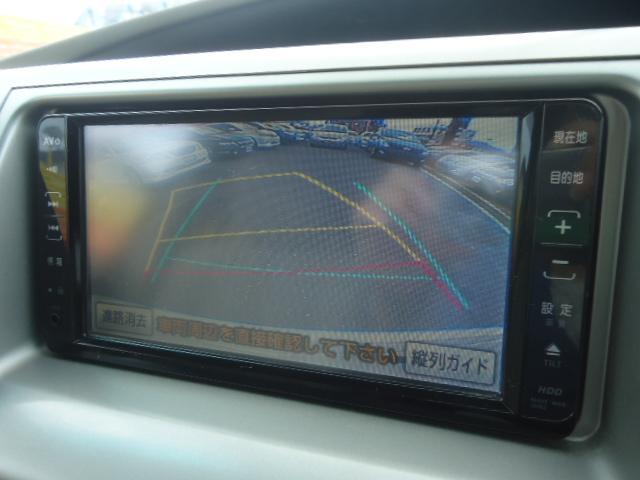 トヨタ エスティマ 2.4アエラス Gエディション HDDナビ TV ETC