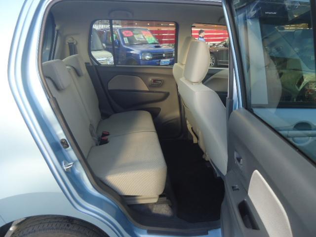 スズキ ワゴンR FX CDオーディオ アイドリングストップ キーレス ABS