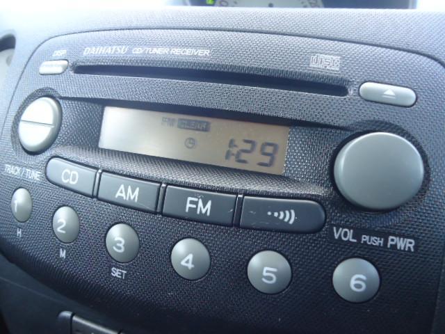 ダイハツ エッセ VS メモリアルエディション CDオーディオ キーレス