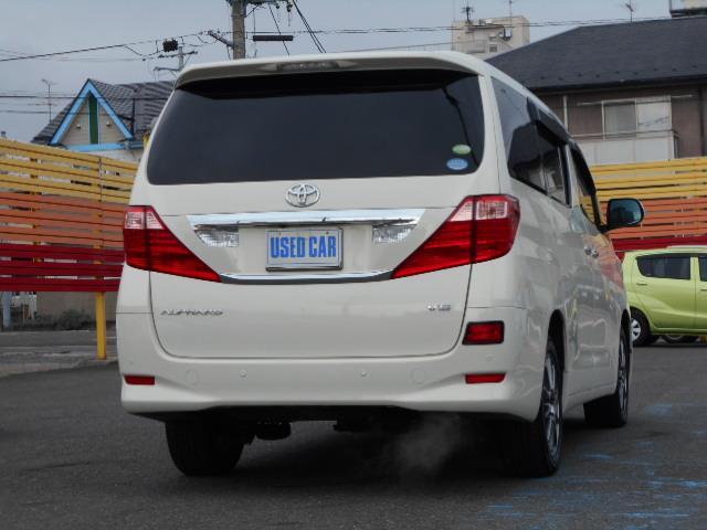 トヨタ アルファード 350G 純正ナビ 4WD FSBカメラ 両側電動ドア TV