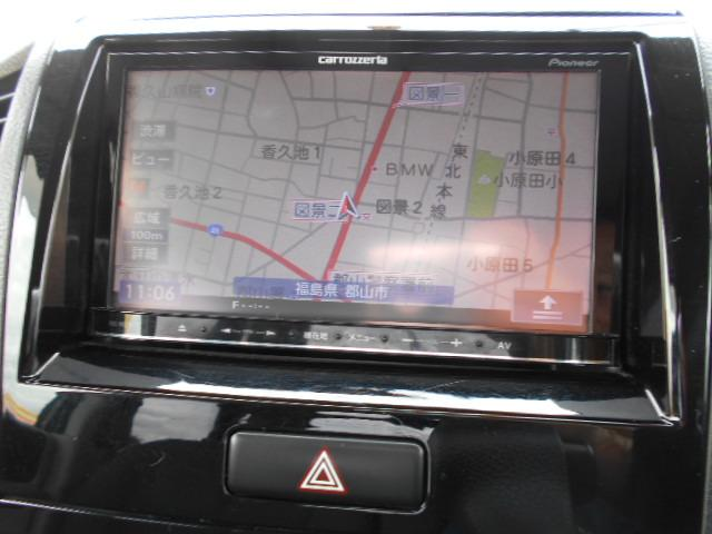 XS 社外ナビ TV 片側電動ドア スマートキー HID(6枚目)